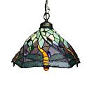 ! dédouanement libellules pendentif tiffany light.input tension: 220v