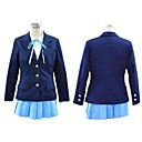 k-on skoleuniform cosplay kostume