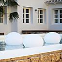 sem fio e recarregável lâmpada LED para piscina - em forma de esfera apartamento (1075-flatball350)
