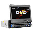 7 Inch 1Din Car DVD Player with Bluetooth Detachable Panel