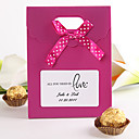 12 Piece/Set Favor Holder - Creative Nonwoven Fabric Favor Bags Personalized
