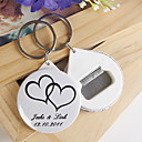 Personalized Bottle Opener / Key Ring - Telesthesia (set of 12)