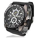 Nuevo y Elegante Reloj Pulsera Deportivo SW8 de Silicona Para Hombre