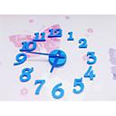 DIY EVA Colorful Mute Wall Clock