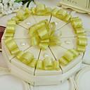 Simple Design Cake Favor Box (Set of 10)