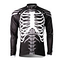 SPAKCT Men's Long Sleeve Cycling Jersey