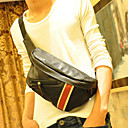 Fahsion Man Casual Waist Bag(32cm*11cm*20cm)