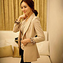 Leopard Long Blazer