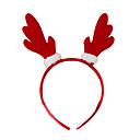 Cute Red Dragon Horns Halloween Headband (1 piece)