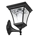 2.17W moderne super brillant Blanc Solar LED Wall Light (31Pcs)