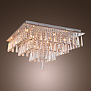 Crystal Flush Mount , Modern/Contemporary Living Room/Dining Room/Bedroom