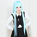 פאת cosplay השראת הכדורסל שמשחק Kuroko ver נקבה. Kuroko Tetsuya