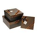 1 Piece/Set Favor Holder - Cubic Card Paper Gift Boxes Non-personalised