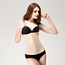 Chinlon with Embroidery Front Busk Closure Shapewear Sexy Lingerie Shaper