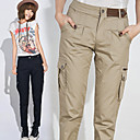 PSIQUE 2013 Basic Side Pocket Straight Long Pants