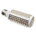 E27 168-LED 11W 890LM 3000K varm hvid lys LED majs pære (220V)