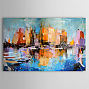 Oil Painting Abstract 1304-AB0455 Hand-Painted Canvas