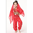 Belly Dance Stage Props Children's Training Chiffon Coins 1 Piece As Picture Belly Dance / Performance