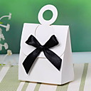 12 Piece/Set Favor Holder - Pyramid Card Paper Favor Boxes Non-personalised