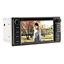 Android 2.3 6.2 Inch In-Dash Car DVD Player For Toyota Universal with 3G,WIFI,GPS,RDS,IPOD,BT