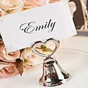 Place Cards and Holders Heart and Bell Placecard Holder