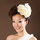 Women's Fabric Headpiece-Wedding / Special Occasion Flowers