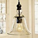lumière pendentif vintage antique ombre de verre