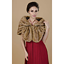 Party/Evening / Casual Faux Fur Fur Wraps Shawls