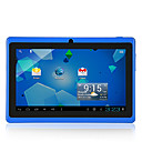 7.0 WiFi Tablet (Blau, ROM 4GB, Android 4.4 Dual-Kamera)