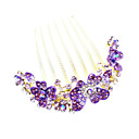 Beautiful Color Alloy Hair Combs For Women(1 Pc)