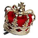 The Queen of Hearts Golden Women's Party Crown