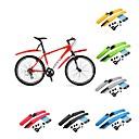 Di alta qualità gomma morbida Quick Release Parafango della bicicletta