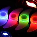 Andar de bicicleta à prova d'água LED bicicleta Spoke Luz
