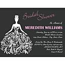 Convites de casamento Convites para Chá de Casada Cartão Raso Personalizado 12 Peça/Conjunto