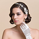 Women's/Flower Girl's Alloy Headpiece - Wedding/Special Occasion Flowers