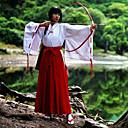 Inuyasha Kikyo kimono cosplay kostume