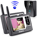 Wireless Video Door Phone Viewer Camera Digital Peephole Door Viewer with DVR Function(1 TO 2)