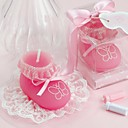 Baby Shower Baby Sko Candle (More Color)