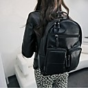 Unisex's New Retro Vintage Double Purse Book School Bag Travel Sports Camping Backpack