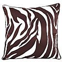 Classic Zebra-stripe Dekorative Putetrekk