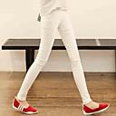 colores azúcar flacos de las mujeres contiene los pantalones de la banda elástica