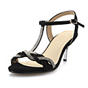 Women's Shoes T-strap Stiletto Heel Sandals Shoes More Colors available