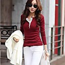 Women's Slim Long Sleeve T Shirt