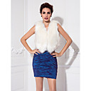 Sleeveless Collarless Special Occasion/Casual Vest(More Colors)