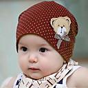 Urso bonito infantil Hat Dots