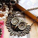 Women's Personality Owl Chain