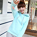 Women's Hoodie Coat Warm Sweater Outwear Hooded Pullover