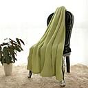 eenvoudig&opulence® jacquard spot fleece groen 008