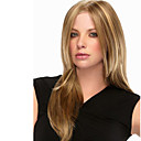Capless Blonde Long High Quality Natural Straight Synthetic Wig
