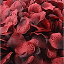 Set of 100 Petals Rose Petals Table Decoration (Assorted Color)